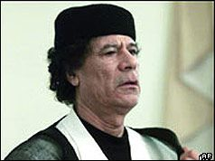 19 December, 2003 ~ Libya gives up chemical weapons