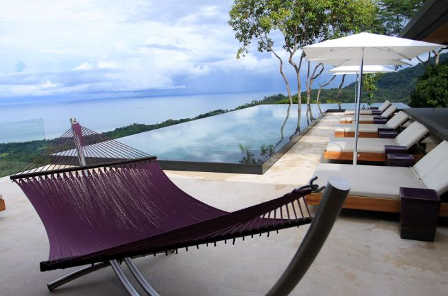 25 best images about infinity pools around the world on for Pool design costa rica