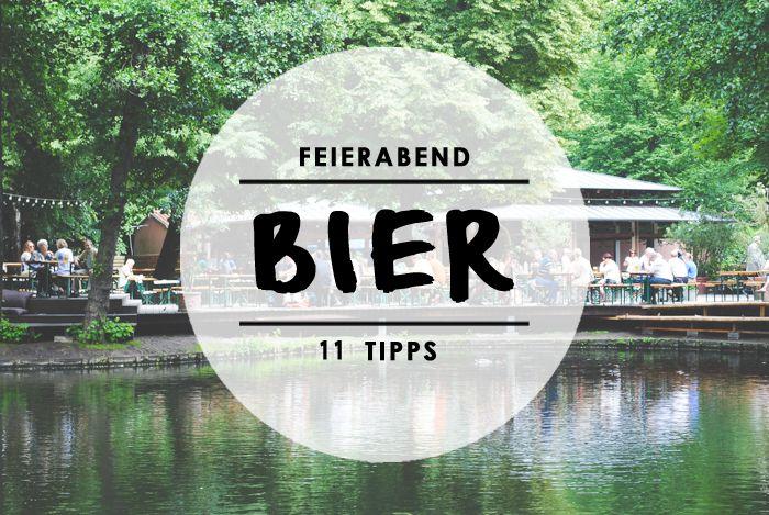 In diesen 11 Biergärten in Berlin könnt ihr am entspanntesten euer verdientes Feierabendbier genießen.