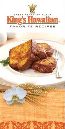 King's Hawaiian Bread French Toast.   @Bria D I see your donut French toast and raise you Hawaiian sweet bread French toast