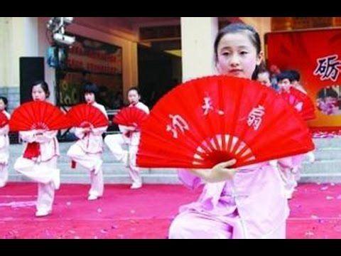 Kung-fu de l'éventail 2 : Mouvement
