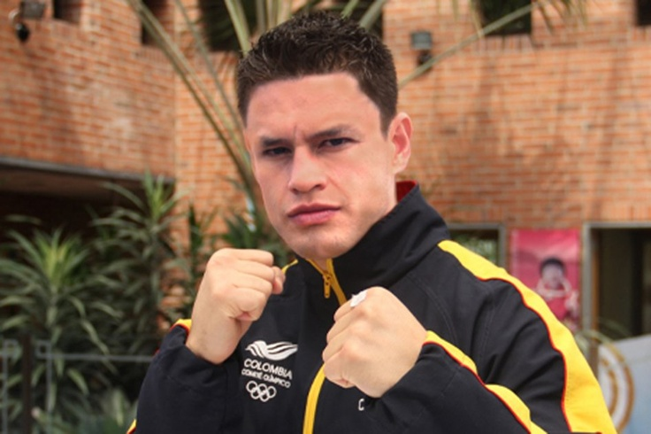 Jeysson Monroy Varela, Team Colombia, Boxing