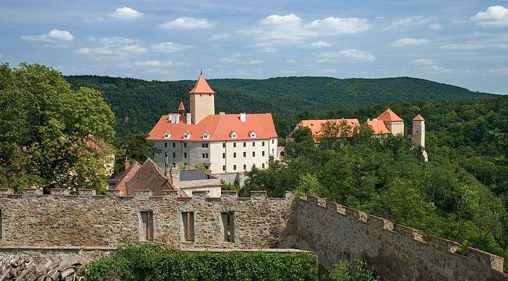 Veveří castle (South Moravia), Czechia