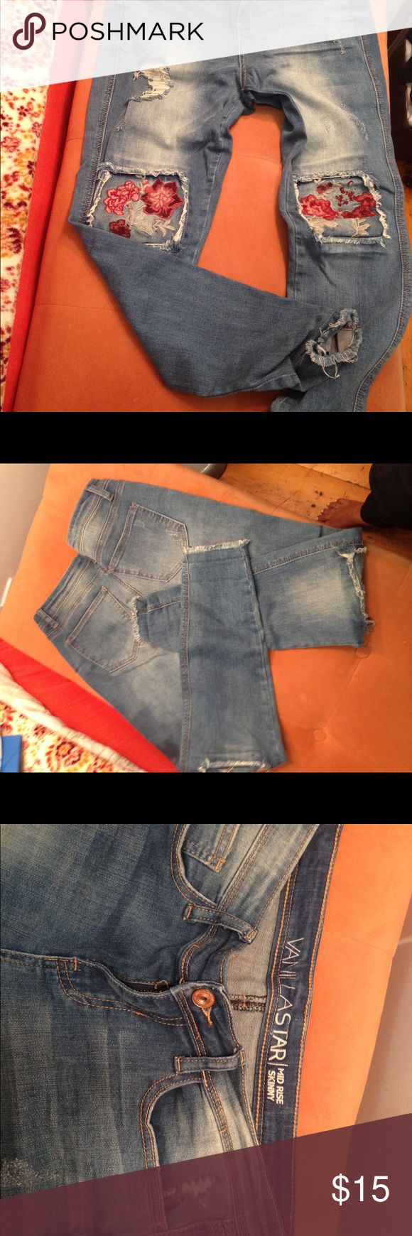 Jean size 11 vainella start New one Pants Skinny