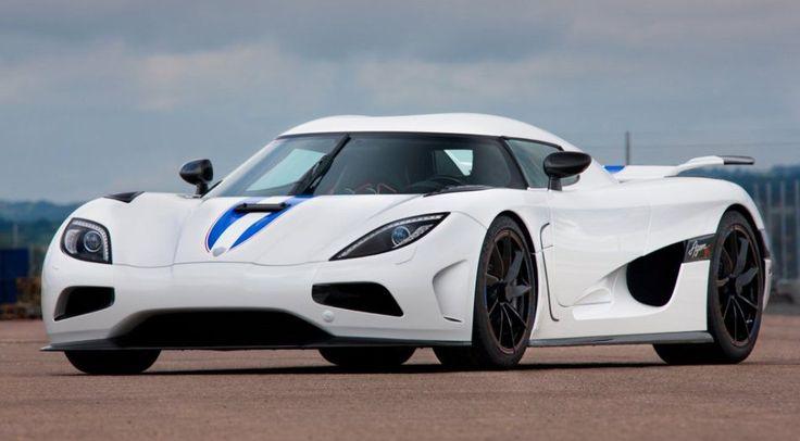 Los autos de la película Need for Speed
