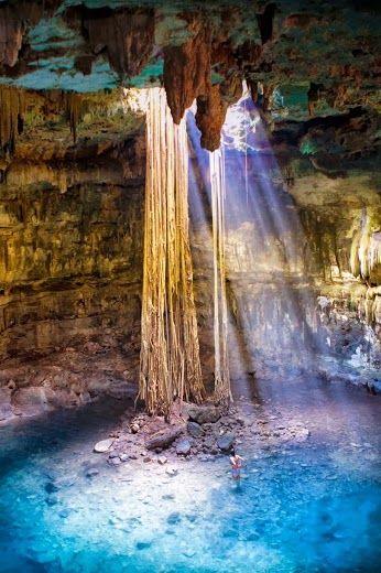 Yucatán Cenote_ Mexico   #portadadelmundo