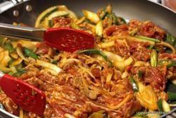 How to make Korean Spicy Pork Bulgogi? Easy as ABC!