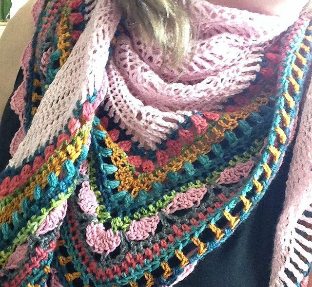 Sunday Shawl pattern by Alia Bland Ravelry, Patterns and ...