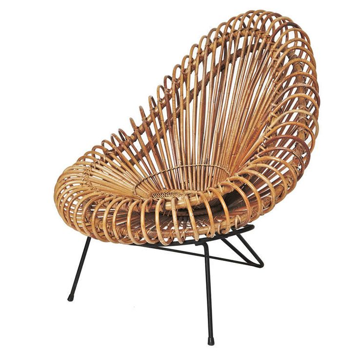 Bamboo Turned Chair: 1000+ Images About Iconic MCM Chairs Turned Wicker On