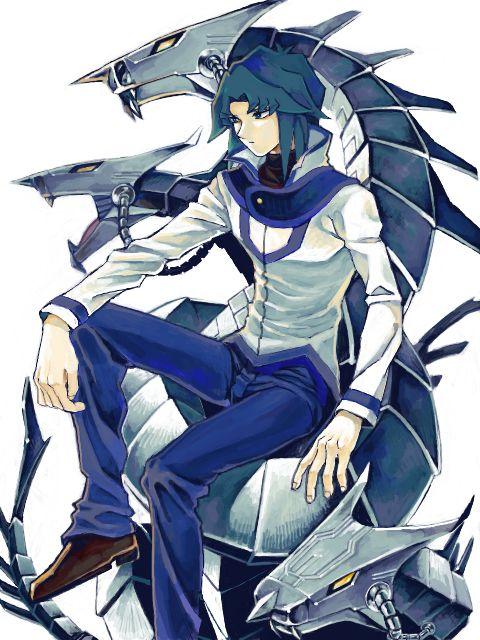 Ryo Marufuji Yu-Gi-Oh! GX