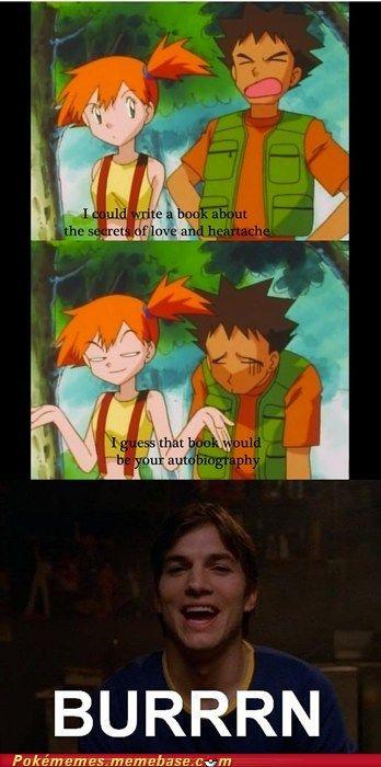 Pokémon - Brock & Misty
