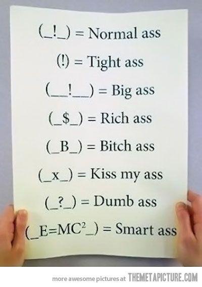Haha funny