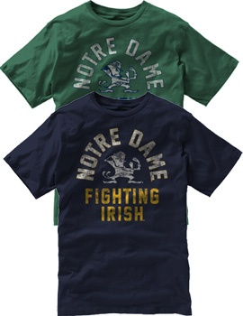 40 best images about notre dame on pinterest fighting for Dethrone fighting irish shirt