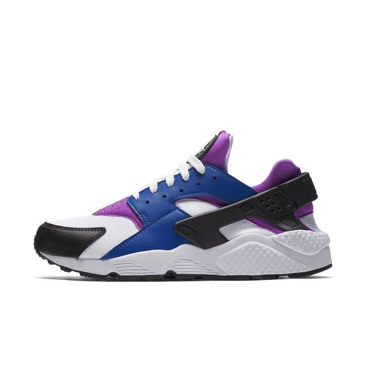 Nike Air Huarache Men's Shoe Size 12.5 (Blue)