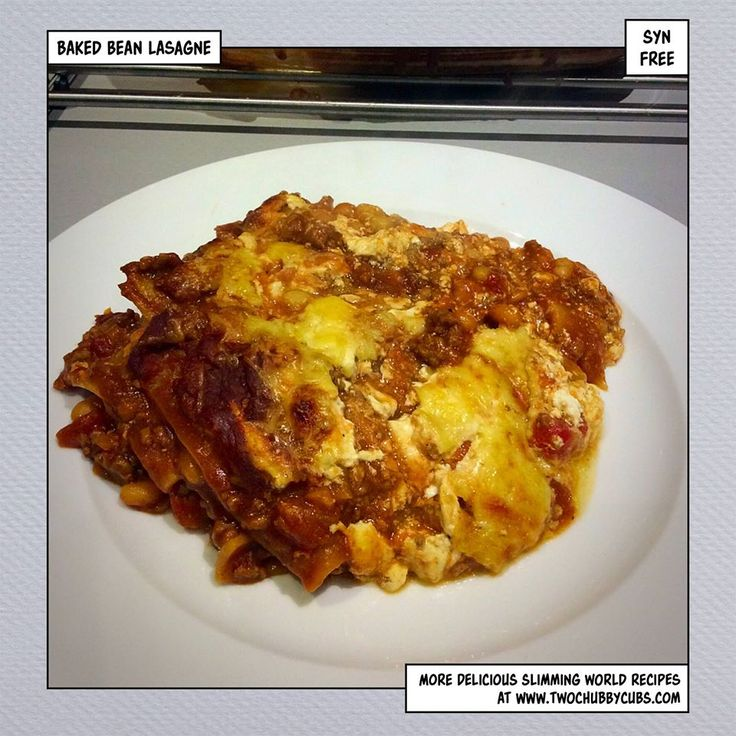 This baked bean lasagna is a doddle to make and is an interesting twist on the usual Slimming World slop. Give it a go, it's syn free. It'll make you fart. Remember, at www.twochubbycubs.com we post a new Slimming World recipe nearly every day. Our aim is good food, low in syns and served with enough laughs to make this dieting business worthwhile. Please share our recipes far and wide! We've also got a facebook group at www.facebook.com/twochubbycubs - enjoy!