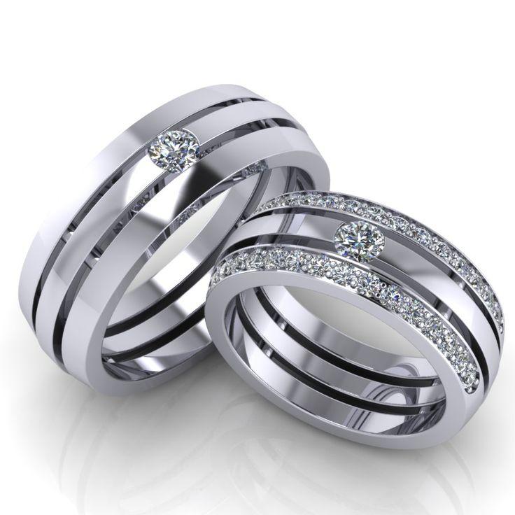 Обручальные кольца ERS87