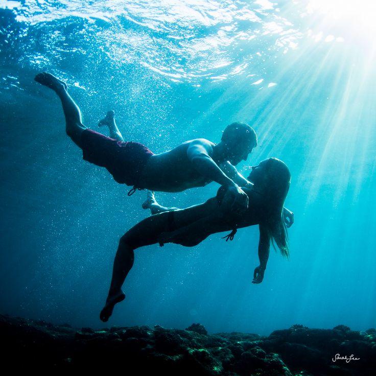 Секс подводным лотке