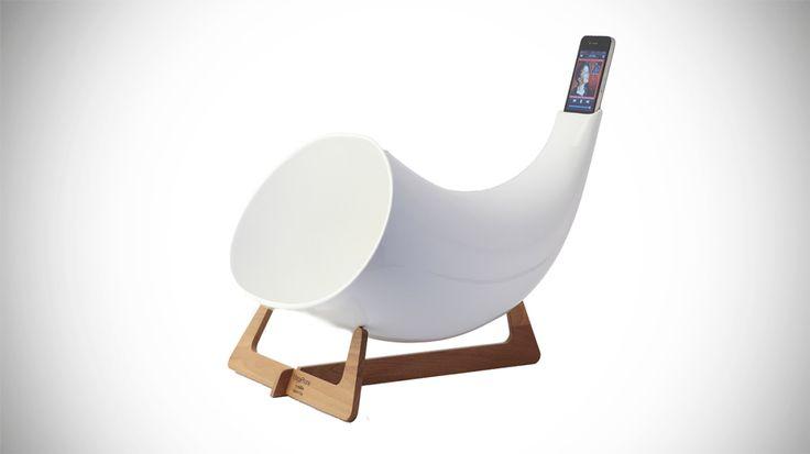 En&IS Megaphone for the Apple iPhone.