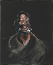 Francis Bacon 'Portrait of Isabel Rawsthorne', 1966 © Estate of Francis Bacon