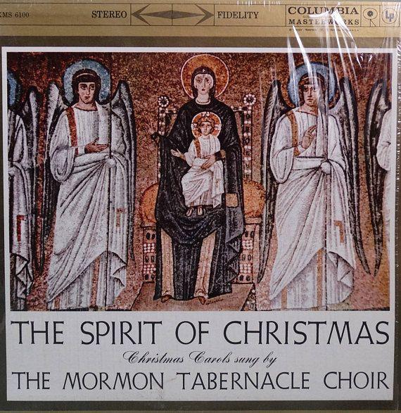 Mormon Tabernacle Choir  The Spirit Of Christmas: Christmas