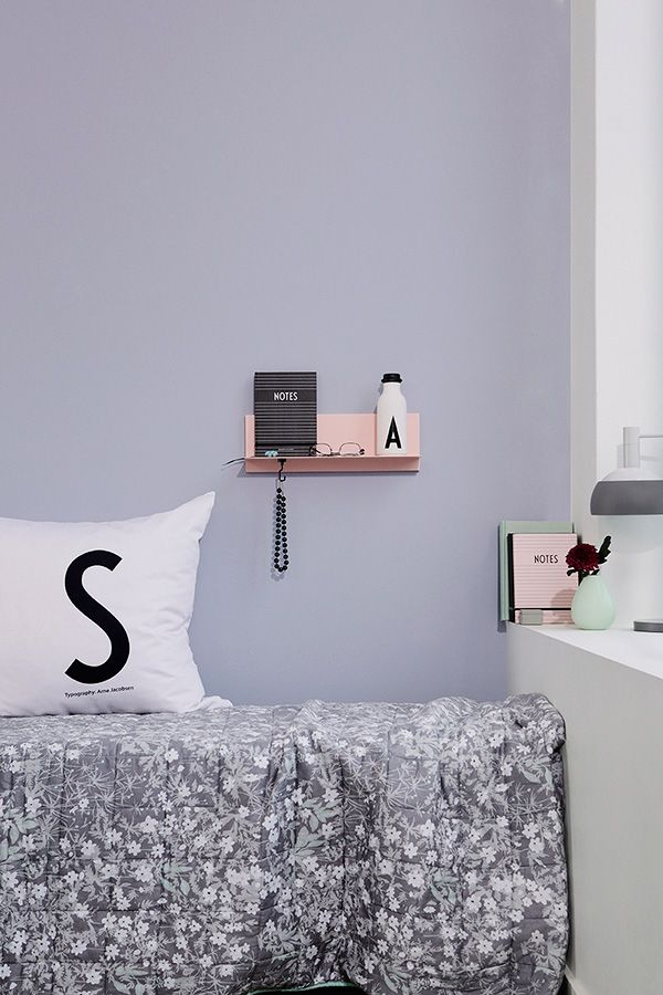 Pink Paper Shelf - perfect for bedside !