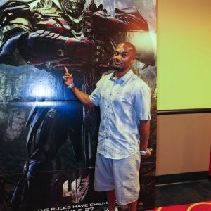 Big Tigger, Q Parker, Karyn Greer and more attend 'Transformers: Age of Extinction' screening in Atlanta