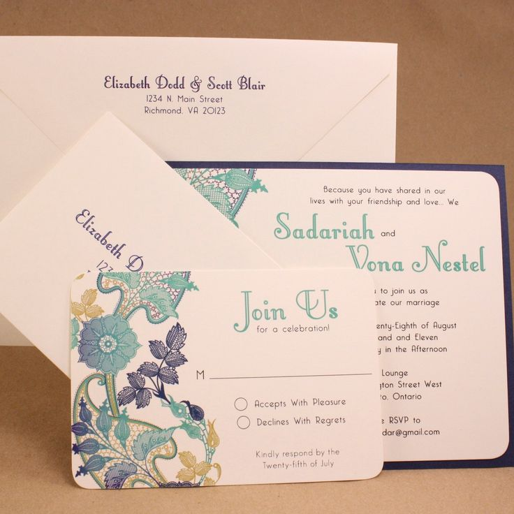 1000 Images About Tropical Wedding Invitations On Pinterest