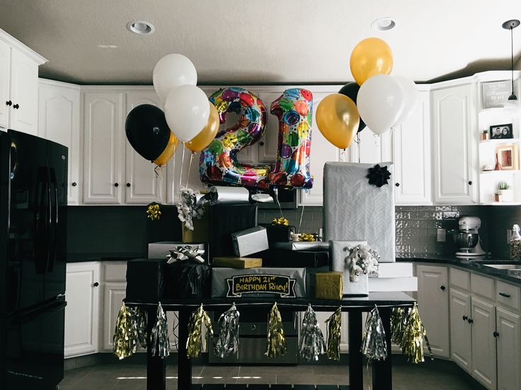 21st birthday surprise presents for boyfriend birthday or anniversary