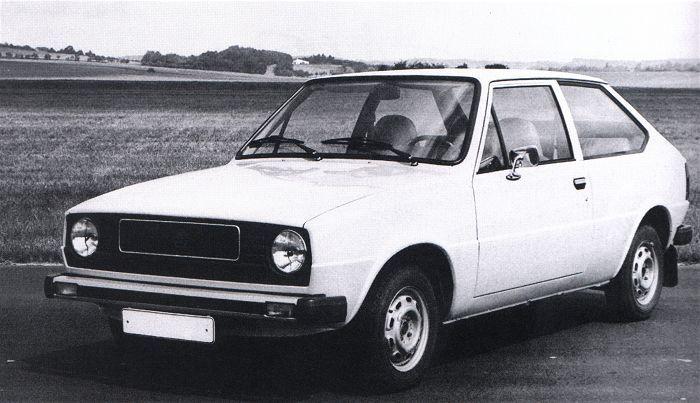 OG | Skoda 761 | Prototype