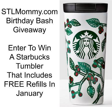 STL Mommy Birthday Bash Giveaway
