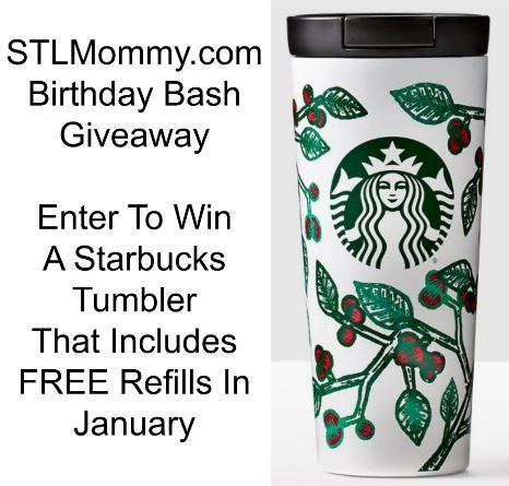 STL Mommy Birthday Bash Giveaway