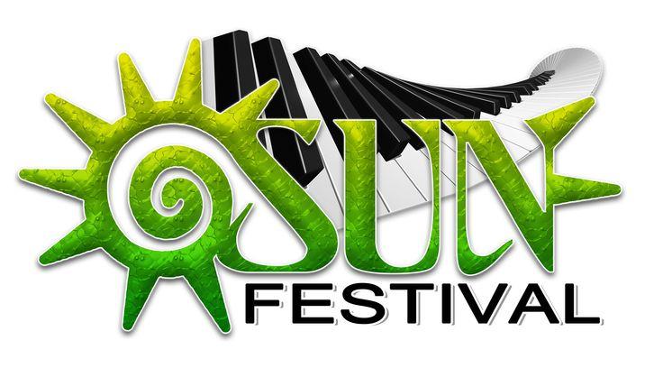 Sun festival Logo