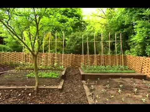 Alan Titchmarsh Vegetable Gardening Full Lengh - YouTube