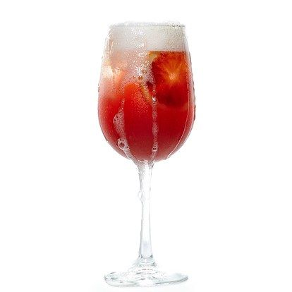 RockSugar uses the juice of calamansi, a delicious but hard-to-find citrus fruit. We approximated its flavor for this sangria with a mix of other citrus.