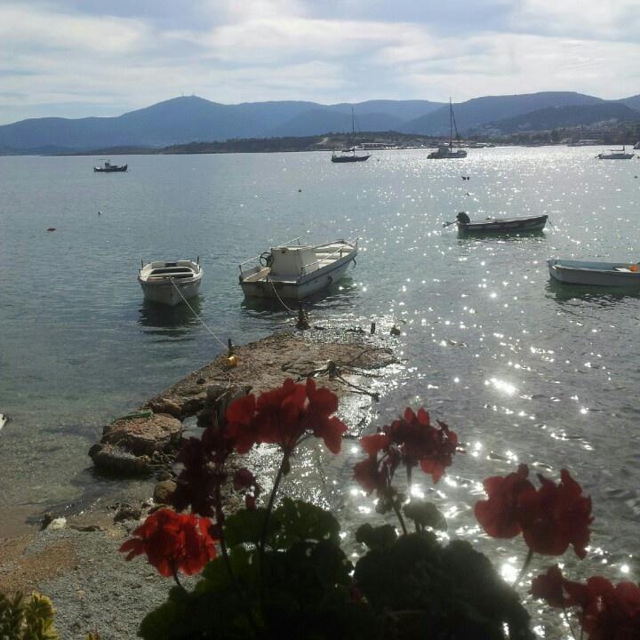 Agios Spiridonas, Porto Rafti , Greece
