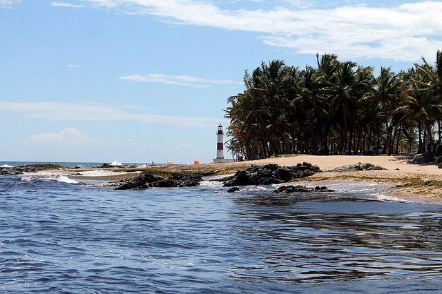 Barra Lighthouse - South America Travel Secret: Salvador Brazil