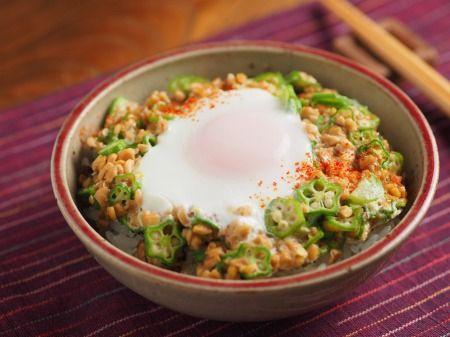 オクラ納豆の巣篭もり卵丼 、 Nadia記事、炊飯器ローストビーフ|魚料理と簡単レシピ