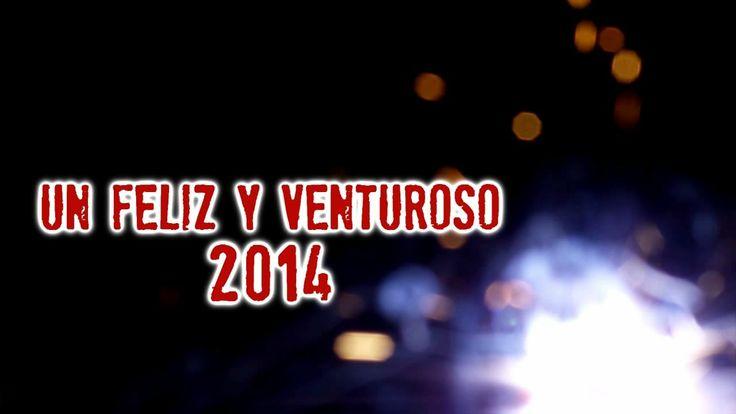Un videito mio, Feliz año nuevo!! 2014 un abrazo!!