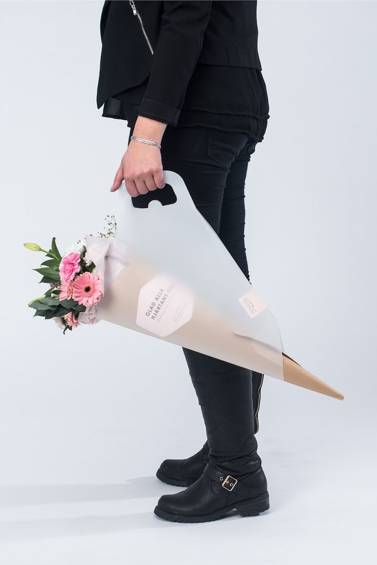 Flower Packaging (Student Project) on Packaging of the World - Creative Package Design Gallery