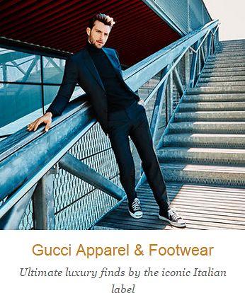 Sale on Gucci Apparel & Footwear for men +Vintage Hermès Handbags & Accessories + Vintage Louis Vuitton Duffels & Wallets,