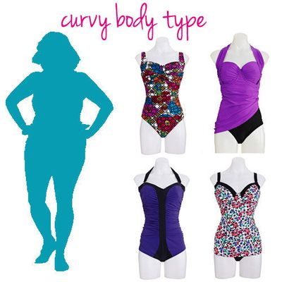 Fashion Decoded: Find the Best Swimsuit for Your Body Type!
