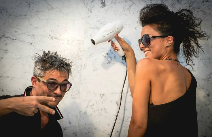 Hairstyling with Gamma Più