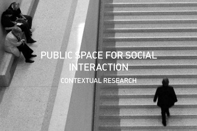 Public space for social interaction - alicja gackowska