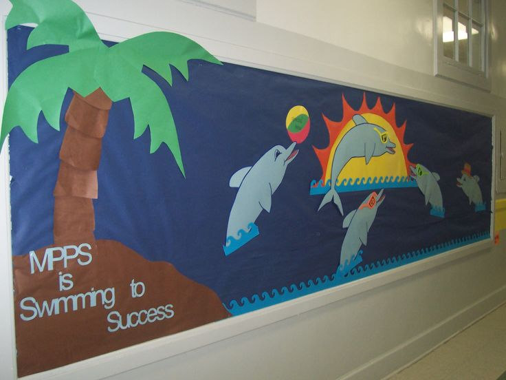 Classroom Decor For Kindergarten ~ Best images about dolphin theme on pinterest miami