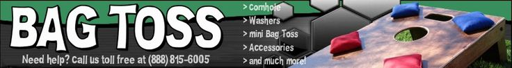 mini Cornhole Bag Toss Sets