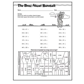 Baseball Multiplication Game with Ten-Sided Dice – Line upon Line ...