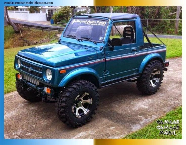 Gambar Modifikasi Mobil Offroad Jeep Pinterest
