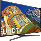 Samsung 6-Series UN50KU6300 50-inch 4K Smart UHD LED TV - 3840 x 2160 - 120 MR