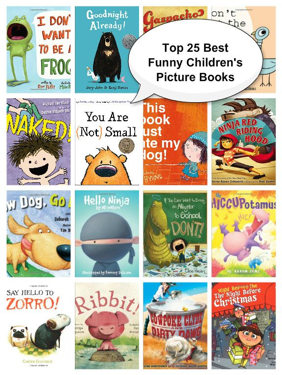 Funniest Books To Read Aloud To Kids