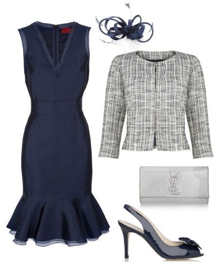 Refined Wedding Outfits For Guests